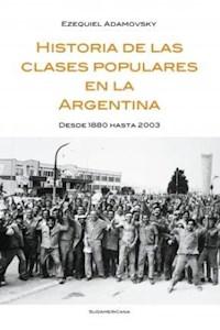 Papel Historia De Las Clases Populares 2