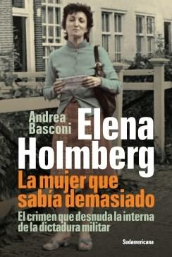 Papel Elena Holmberg La Mujer Que Sabia Demasiado