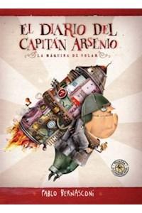 Papel El Diario Del Capitan Arsenio (Td)