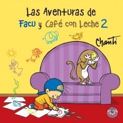 Papel Aventuras De Facu Y Cafe Con Leche  2