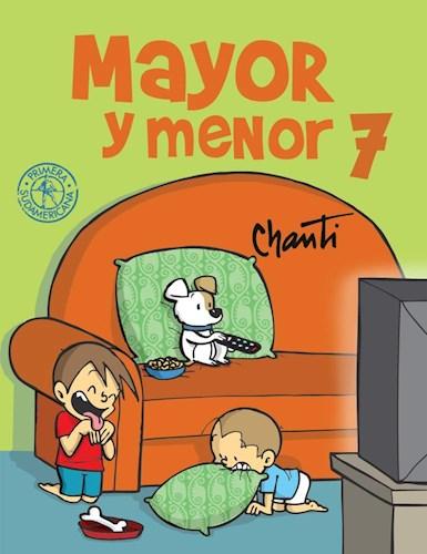 Libro 7. Mayor Y Menor