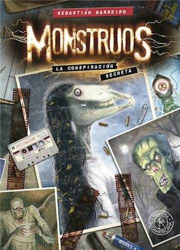 Libro Monstruos