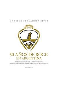 Papel 50 Años De De Rock En Argentina