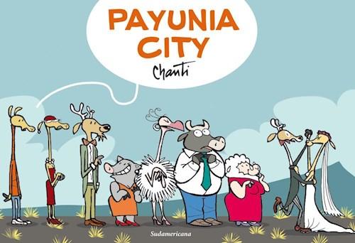 Libro Payunia City