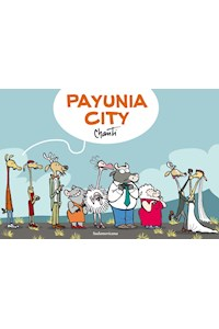 Papel Payunia City