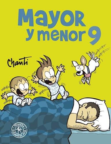 Libro Mayor Y Menor 9