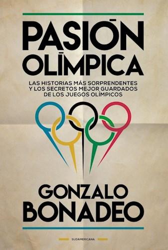 Libro Pasion Olimpica