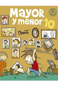 Papel Mayor Y Menor 10