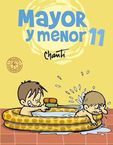 Libro 11. Mayor Y Menor