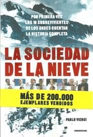 Libro La Sociedad De La Nieve