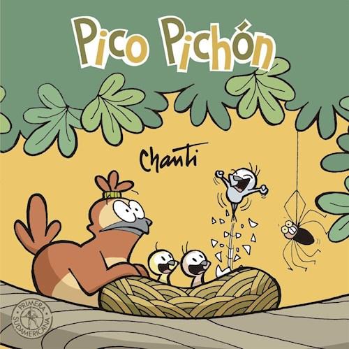 Libro Pico Pichon 1