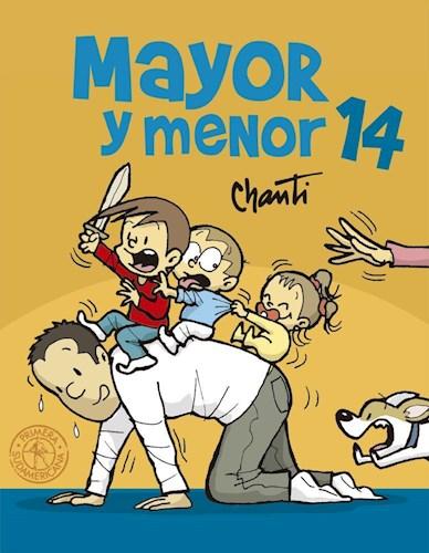 Libro 14. Mayor Y Menor