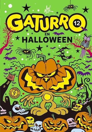 Libro Gaturro 12 . Gaturro En Halloween