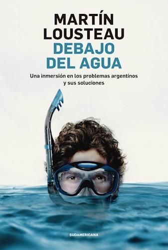 Libro Debajo Del Agua