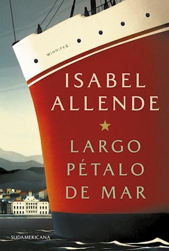 Libro Largo Petalo De Mar