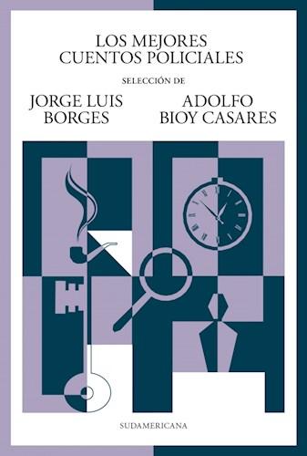 Papel MEJORES CUENTOS POLICIALES (COLECCION BIBLIOTECA JORGE LUIS BORGES)