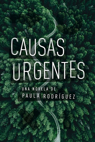 Papel CAUSAS URGENTES (COLECCION NARRATIVA)