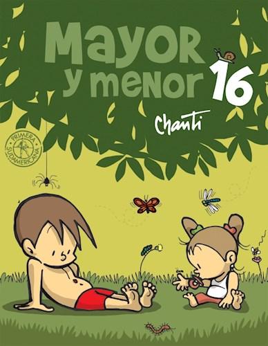 Libro 16. Mayor Y Menor