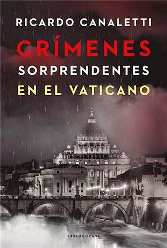 E-book Crímenes sorprendentes en el Vaticano
