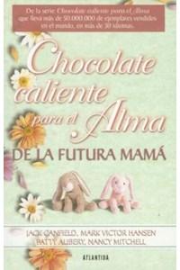 Papel Chocolate Caliente Para El Alma De La Futura Mama