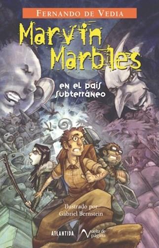 Papel Marvin Marbles En El Pais Subterraneo