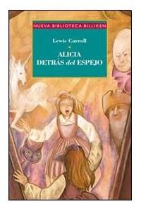 Papel Alicia Detrás Del Espejo
