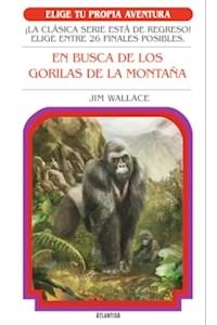 Papel En Busca De Los Gorilas De Las Montañas