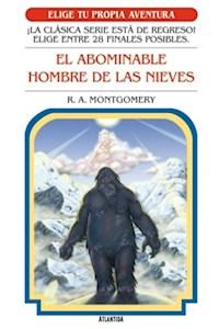 Papel El Abominable Hombre De Las Nieves