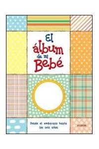 Papel Album De Mi Bebe