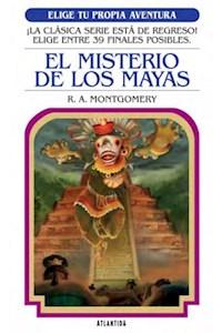 Papel El Misterio De Los Mayas