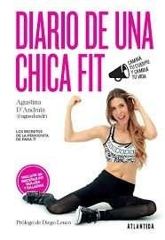 Libro Diario De Una Chica Fit