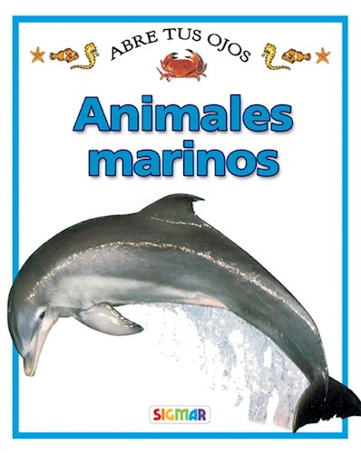 Libro Animales Marinos