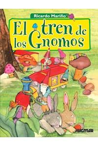 Papel El Tren De Los Gnomos  - Ricardo Mariño