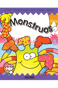 Papel Monstruos