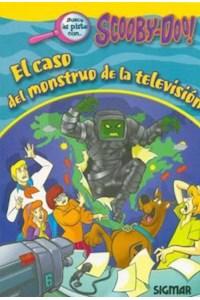 Papel El Caso Del Monstruo De La Televisión