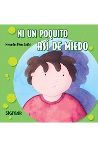 Papel Ni Un Poquito Así De Miedo - Mercedes Pérez Sabbi