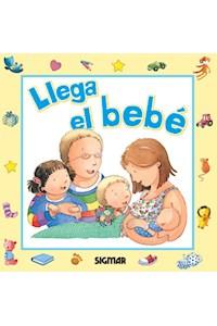 Papel Llega El Bebe - Que Me Pasa