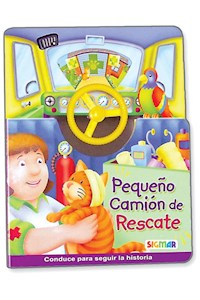 Papel Pequeño Camión De Rescate