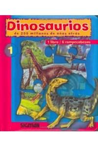 Papel Dinosaurios 1 - De 200 Millones De Años Atras -