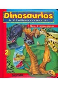 Papel Dinosaurios 2 - De 130 Millones De Años Atras -
