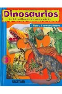 Papel Dinosaurios 3 - De 65 Millones De Años Atras -