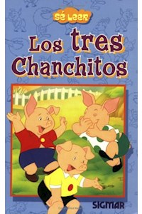 Papel Los Tres Chanchitos