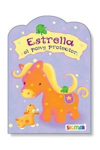 Papel Estrella El Pony Protector