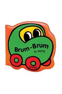 Papel Brum Brum El Auto - Coleccion Bañarse -