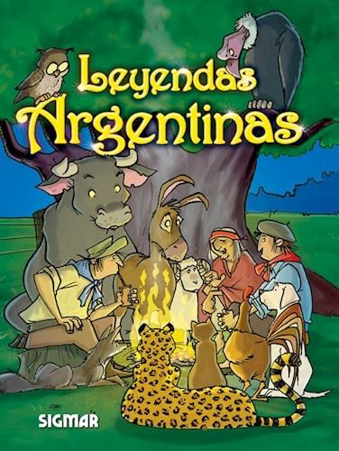 Libro Leyendas Argentinas