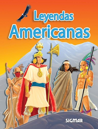Libro Leyendas Americanas