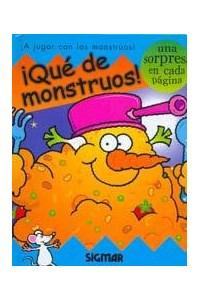 Papel Qué De Monstruos
