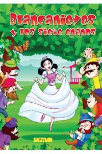 Papel Blancanieves Y Los Siete Enanos