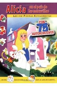 Papel Leo Con Figuras - Alicia En El Pais De Las Maravillas