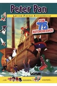 Papel Leo Con Figuras - Peter Pan